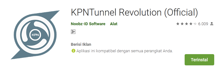 KPNTunnel Revolution (Official)