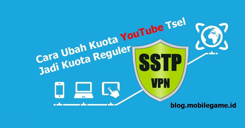 Cara Ubah Kuota YouTube Telkomsel Menjadi Kuota Reguler di Android