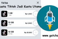 Download Config HTTP Injector by U Topping Tiktok (SSL)