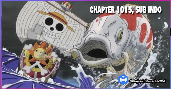Baca Komik One Piece Episode 1015 Sub Indo