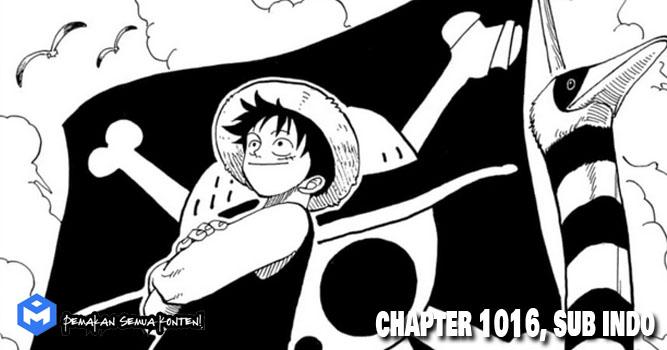 Komik One Piece 1016 MangaPlus Bahasa Indonesia