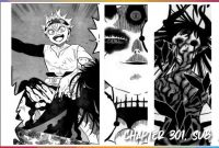 Black Clover Chapter 301 Bahasa Indonesia