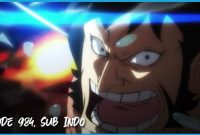 One Piece Episode 984 Sub Indo Anoboy
